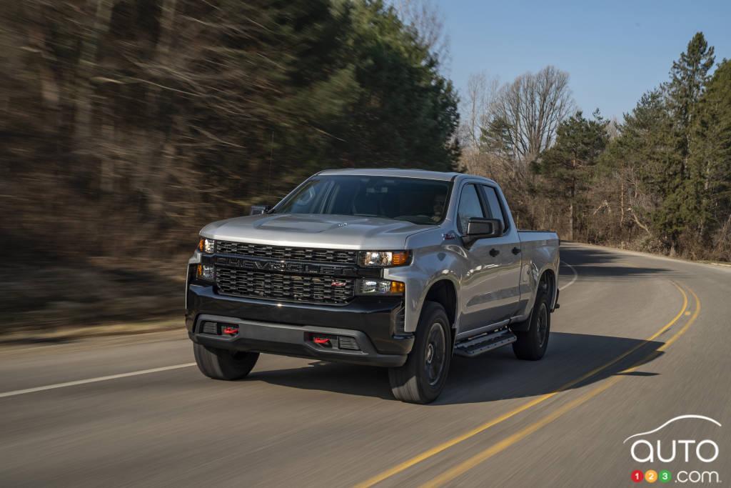 GM's Silverado, Sierra diesel models delayed until 2020 ...