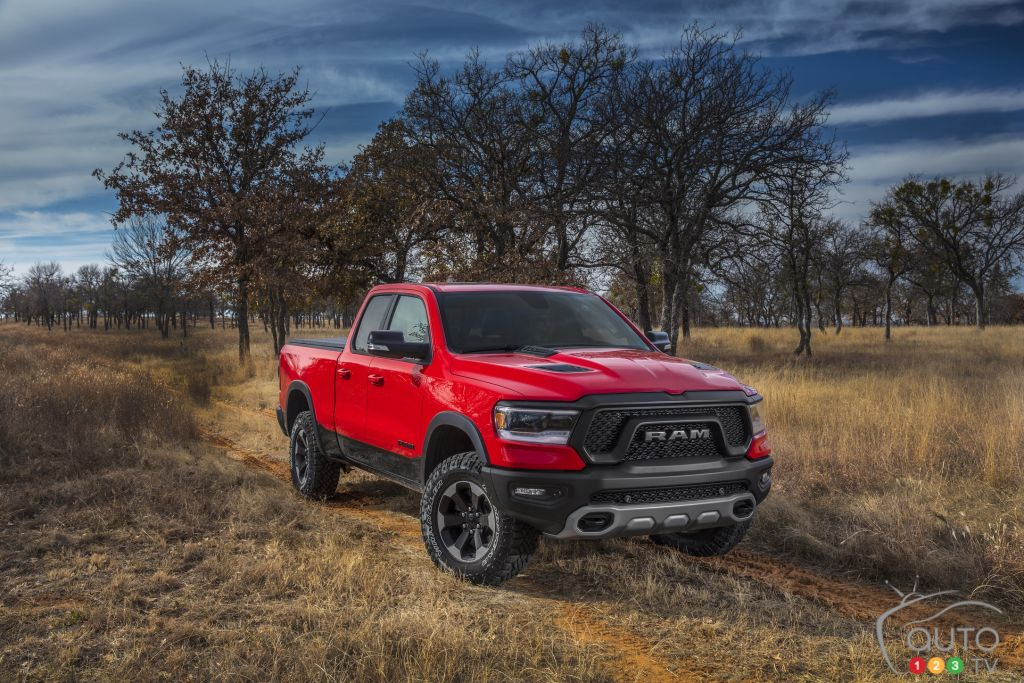 Fca Canada Announces Pricing For The 2020 Ram Ecodiesel Car News Auto123