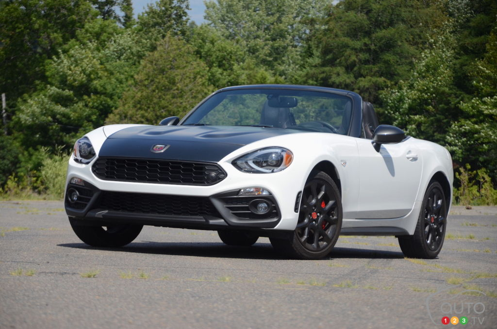 An Uncertain Future For The Fiat 124 Spider Industry Auto123