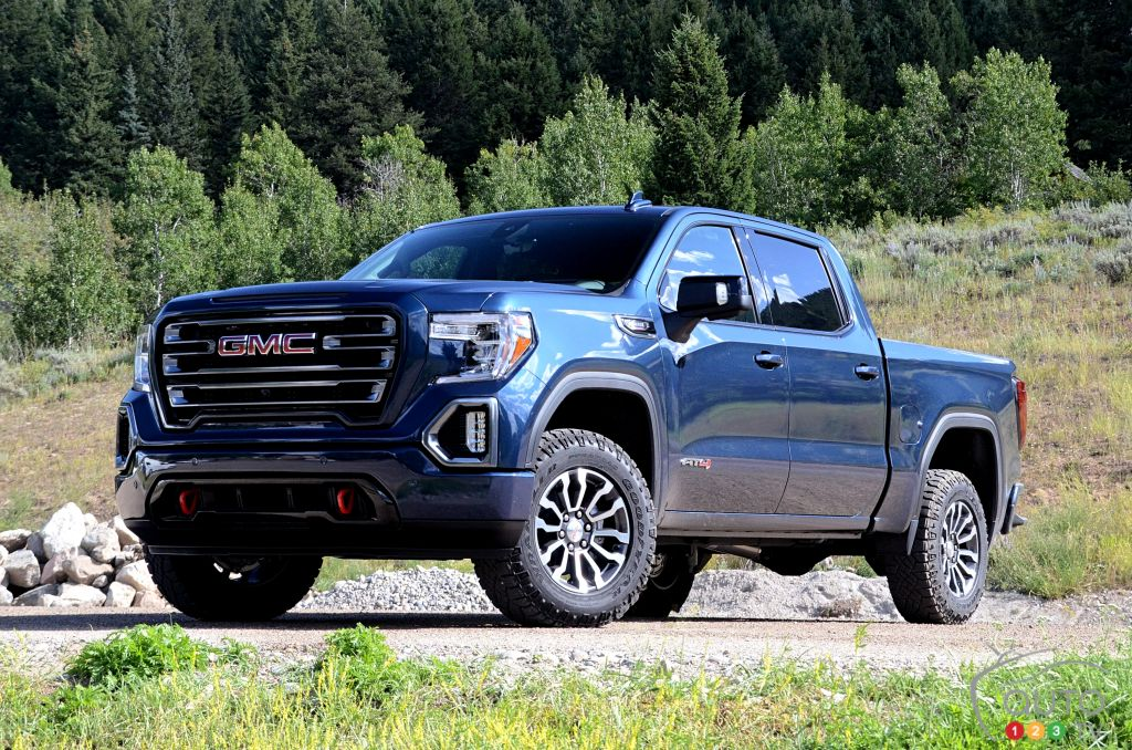 2020 Gmc Sierra At4 Duramax First Drive Car Reviews Auto123