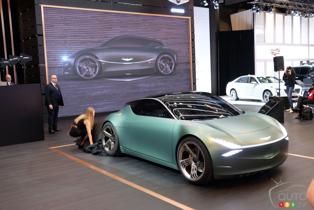The Genesis GV80 marks dawn of new luxury SUV