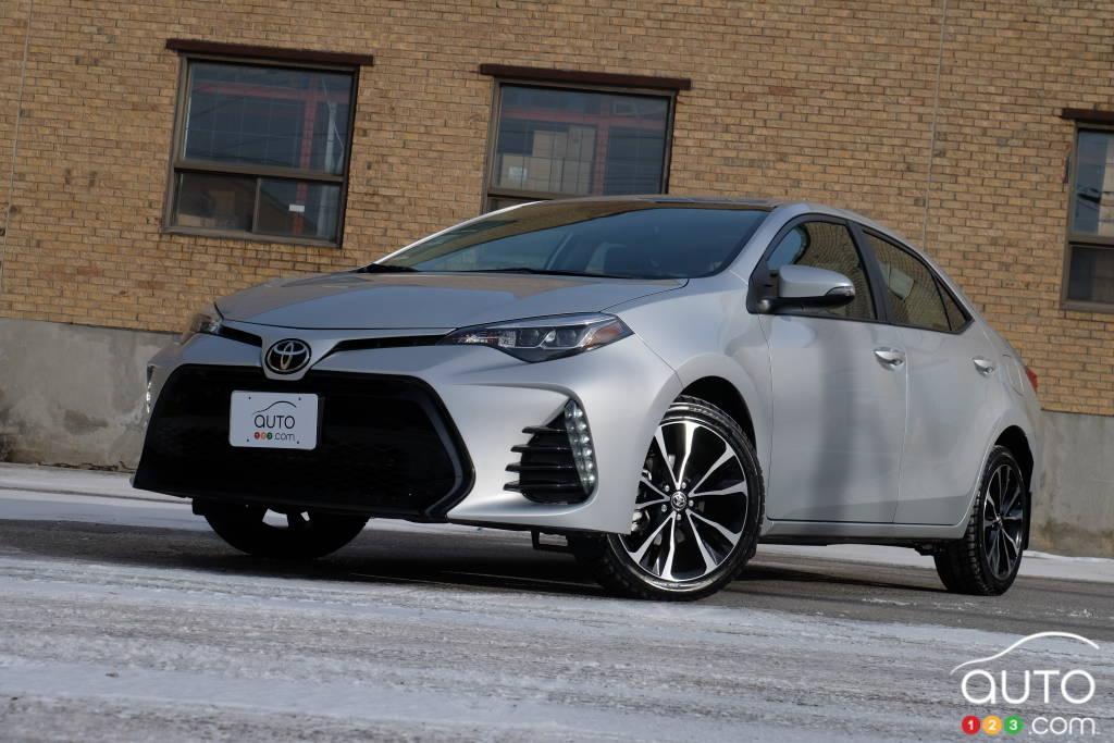 Rappel de 3,4 millions de voitures dans le monde — Toyota