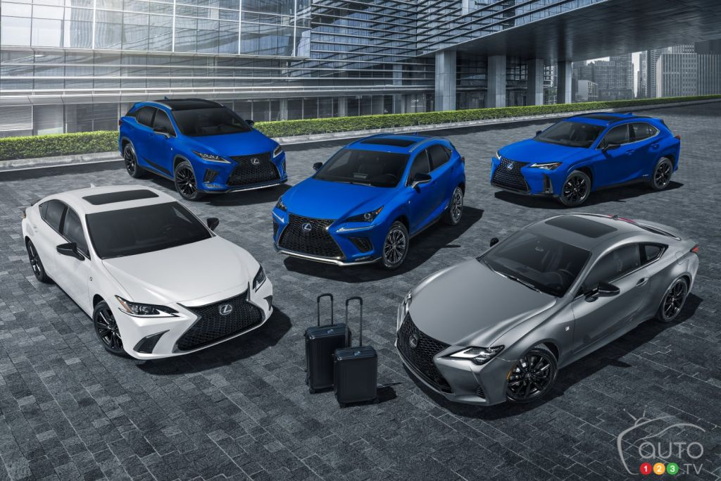 Every Lexus Model Every New Model For 2021 Car News Auto123