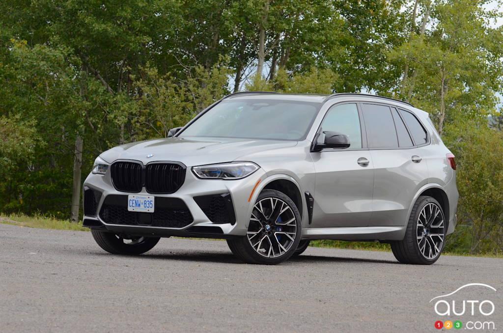 2020 Bmw X5 M Review Car Reviews Auto123