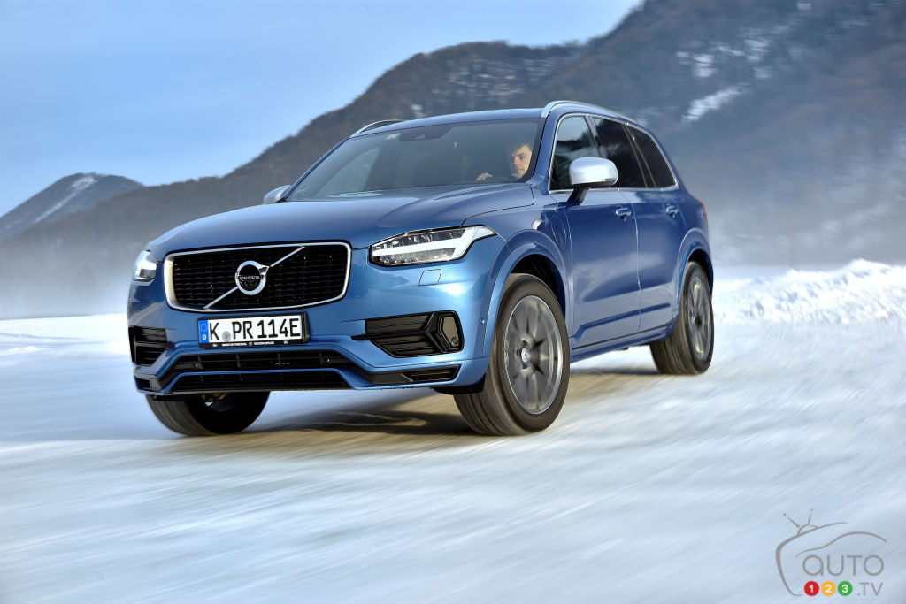 2020 Volvo XC90 T8 Review | Car Reviews | Auto123