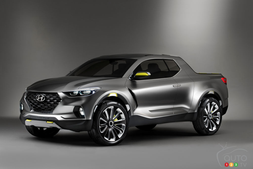 Hyundai Santa Cruz pick-up confirmed for 2021 launch
