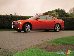 Charging forward and back - The Dodge Charger is a return to the old and a reminder of where Dodge and Chrysler came from - the mean streets of USA.
