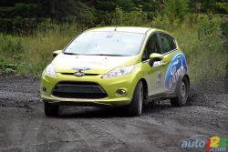 From pavement to dirt - Contrary to what you might think, the diminutive Ford Fiesta has multiple personalities. City car par excellence, it can easily transform itself into a rally racer to be reckoned with.