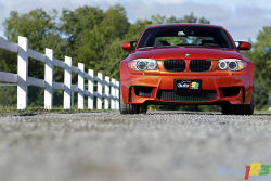 The ultimate no-B.S. German performance weapon? - The go-fast gurus at BMW's in-house performance M division took the regular 1 Series and tweaked the stink out of it, adding significantly to the styling, handling, performance and braking capabilities of the standard car. And that standard car didn't really lack for styling, handling, performance or braking capabilities. Bless you, BMW, for not leaving well enough alone.