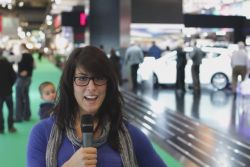 2012 Montreal Auto Show vox pop video (french): We searched the floor of the Montreal Auto Show for willing victims for a quiz to check if the show's vistors agreed with the 2012 Auto123.com Awards winners. Here are the quiz results.