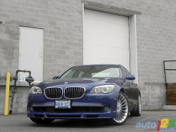 What does Justin Pritchard think about the 2011 Alpina B7, find out here.