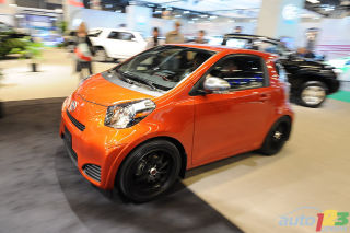 2012 Scion iQ video during the Montreal Auto Show