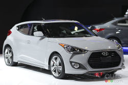 The Hyundai Veloster is making some serious waves. As if that wasn't enough to generate interest in the brand, here comes the 2013 Veloster Turbo. Hyundai Canada's Chad Heard talks about the magic T-word that infuses more life into the 3+1 hatchback.