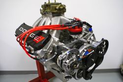 NASCAR Canadian Tire Series: Engines video (french): Jean-Francois Dumoulin, from Dumoulin Compétition, explains in this video how the engine of his car in the NASCAR Canadian Tire has been modified to cope with the terrible demands of the NASCAR track.