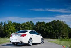 Finalement, une Buick pour vous? - La Regal GS est une berline sportive solide, dotée d'une superbe tenue de route, qui traite bien ses occupants, et qui procure des performances et une économie d'essence honnêtes.