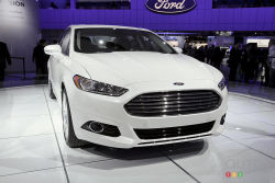 The Fusion has been a huge hit for Ford since its arrival in 2006 in Canada.
