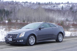 Premium coupe is sexy and comfortable - There is no doubt that with the 2011 CTS sedan, Cadillac succeeded in bringing their compact sports-luxury sedan within reach of the segment's best.