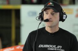 NASCAR Canadian Tire Series: Communications video (french): A NASCAR driver needs the help of his team to succeed. Louis-Philippe Dumoulin, from Dumoulin Competition, talks about the various roles of crew members and the importance of communication.
