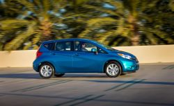 The 2014 Nissan Versa Note is the Japanese maker's latest player, and although the smallest on our market, it should make the biggest impact on the company's market share and sales.   The previous Nissan Versa, introduced in 2007, was quite popular in Canada, particularly in Quebec where small hatchbacks are all the rage. This then explains why the national launch took place in Montreal.