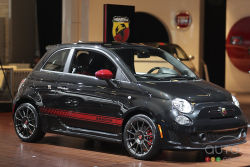 A more aggressive Fiat - The 2012 Fiat 500 Abarth is a fun car destined for those desiring thrills in a very compact format. The 2012 Fiat 500 Abarth is a seriously quick car, and requires two hands on the wheel at all times.