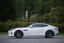 Auto123.com's Mathieu St-Pierre goes as far as to say that the Jaguar F-Type is more German than a german car. See his explanation of why he makes such a statement in this video road test.