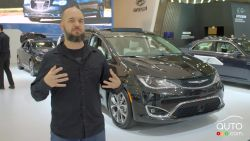 2017 Chrysler Pacifica: The new Chrysler minivan has arrived and it's getting lots of attention. Matt takes a closer look at the Pacifica at the Toronto autoshow.