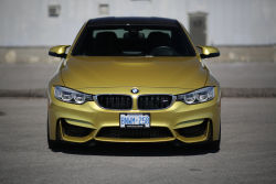 Embrace the new. Yes the M4 borrows from her little sister the M3 and yes it has a different engine but as Auto123.com's Miranda Lightstone puts it in this video, there is simply no way not to like the new 2015 BMW M4.