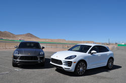 Auto123.com's own Mathieu St-Pierre headed to Willow Springs International Raceway to test the latest addition to Porsche's line-up, the Macan, on the track as well as off-road.