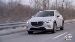 Here's what Miranda thinks about our long term Mazda CX-3.