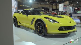 2016 Montreal auto show supercars