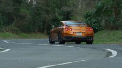 Wherever you look,  the GT-R is the embodiment of performance art. Check out our musical video of this supercar.