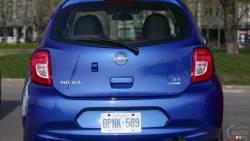 Maintenant à sa 4e génération, la Nissan Micra est vendue dans 160 pays à travers le monde. Elle se positionne comme un petit véhicule très abordable offrant un bel agrément de conduite.