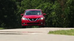 The new 2017 Nissan Sentra SR Turbo may not make people forget the old Sentra SE-R Spec V, but it's a valiant effort. Check out our full review.