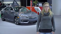 It's been the bestselling car in Canada for 17 years; it won AJAC's 2016 Best New Small Car of the Year; and it just took home the 2016 North American Car of the Year award: Can the Honda Civic do no wrong? Listen to Miranda to hear what she thinks about it.