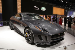 Jaguar unveiled their new 2016 Jaguar F-TYPE R Coupe AWD in Los Angeles. Here is a quick video with our impressions of this new luxurious beast.