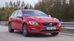 Here is some footage of the 2016 Volvo V60