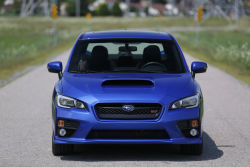he 2015 Subaru WRX STI is the most extreme volume production car ever created by Subaru. The STI is as close to a road-legal, race-prepped rallye car as you can get. It is a no compromise (still with all the amenities) track-biased automobile that can be a daily-driver if one is willing.