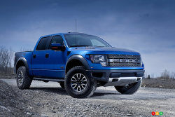 It's got bite - The 2012 Ford F-150 SVT Raptor is capable, very capable. In fact, we set out to determine if the Raptor was all show and no go, but we quickly realized that it is nothing short of unstoppable.