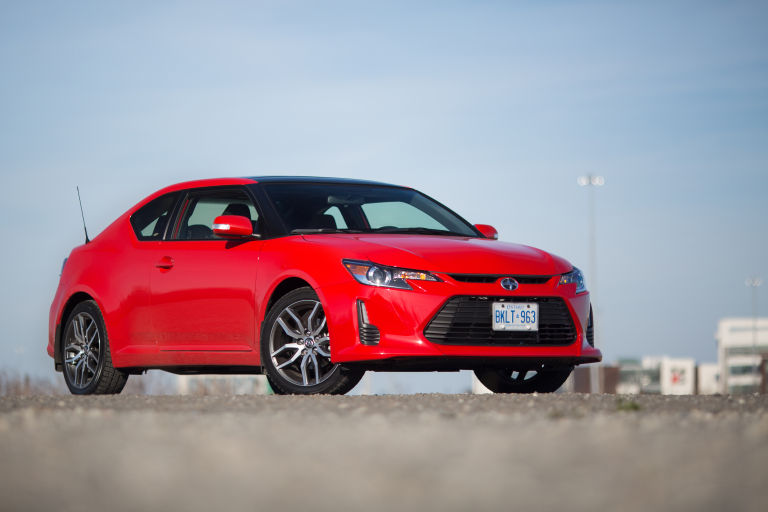 2015 Scion tC video