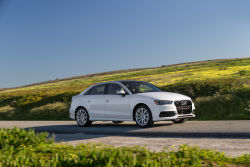 The 2015 Audi A3 combines the versatility and luxury of a sedan with the power and performance of a sports coupé. It's anything but ordinary.