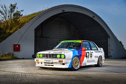 The M3 name is filled with a winning heritage that started over 30 years ago.