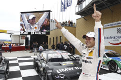 Video interview with 2012 DTM Champion Bruno Spengler: Auto123.com's motorsports editor Rene Fagnan is no stranger to Spengler's success as he followed the Canadian driver on many occasions. In this video interview, Fagnan sits down with Spengler to discuss his career and have a look back at this season.