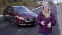 Miranda never liked the Ford Fusion. The new generation is starting the win her heart over. Hear her opinion about the 2015 Ford Fusion and why she's changing her mind.