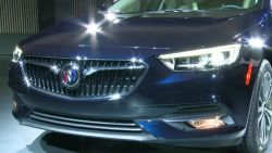 Buick Regal gets a hatch for 2018