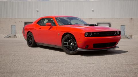 2015 Dodge Challenger ScatPack engine sound