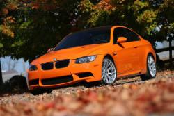 Voiture sport haute performance, la M3 de 4e génération est propulsée par un moteur V8 de 4 litres développant 414 chevaux et 295 livres-pied de couple. Sur la route depuis 1986, la version coupée du modèle tire sa révérence en 2013. La BMW M3 Coupé s'est vendue à plus de 40 000 exemplaires en 6 ans, elle cédera sa place à la toute nouvelle M4 dès l'année prochaine.