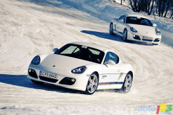 2011 Porsche Camp4 video: From ice strip to race track - The goal? Make sure that Porsche owners are never again afraid of taking out their sacred machine, even in winter, even in bad conditions.