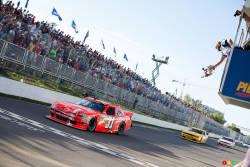Vidéo d'aperçu du week-end NASCAR Nationwide 2012 à Montréal: Quatre catégories sont au programme en 2012 : la NASCAR Nationwide, la NASCAR Canadian Tire, la Grand-Am Rolex et le Championnat de Touring canadien (CTCC). Tout pour en mettre plein la vue aux fans présents au Circuit Gilles-Villeneuve de Montréal!