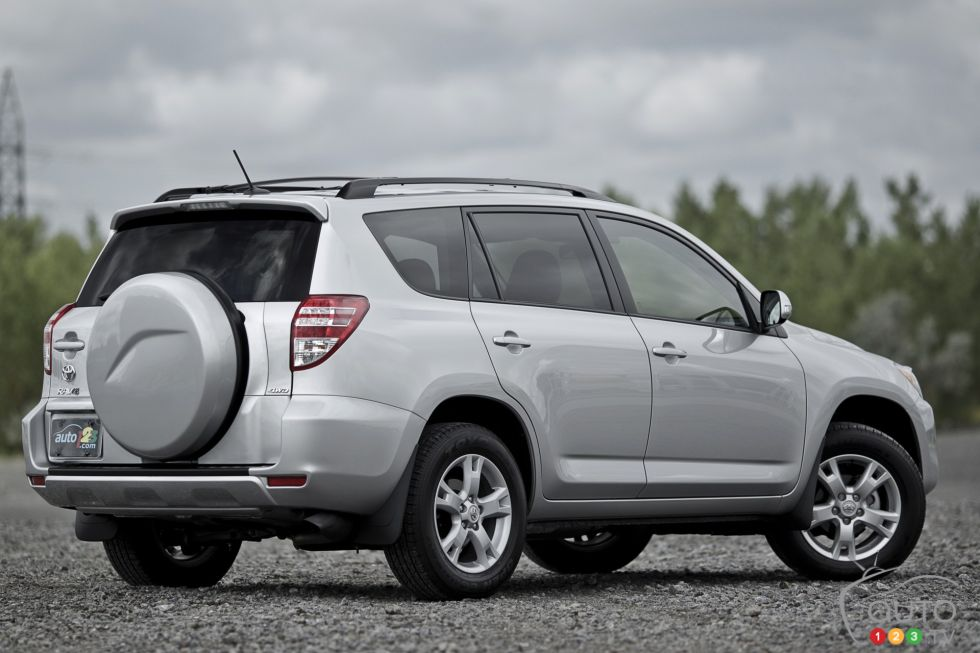 2011 toyota rav4 4wd picture on. Black Bedroom Furniture Sets. Home Design Ideas