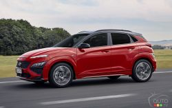 Introducing the 2022 Hyundai Kona N Line